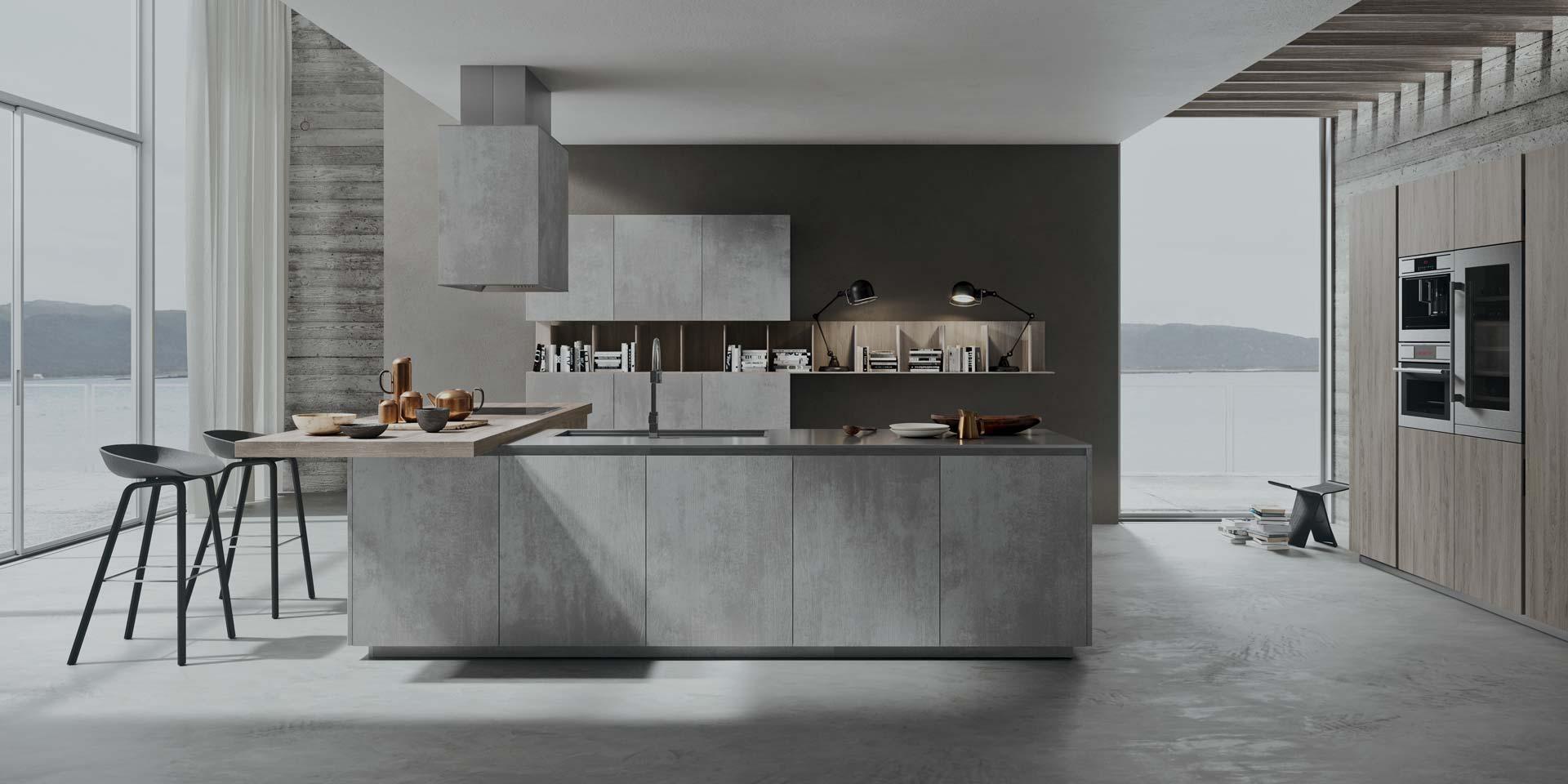 A la mode cuisine architecture for Cuisine a la mode